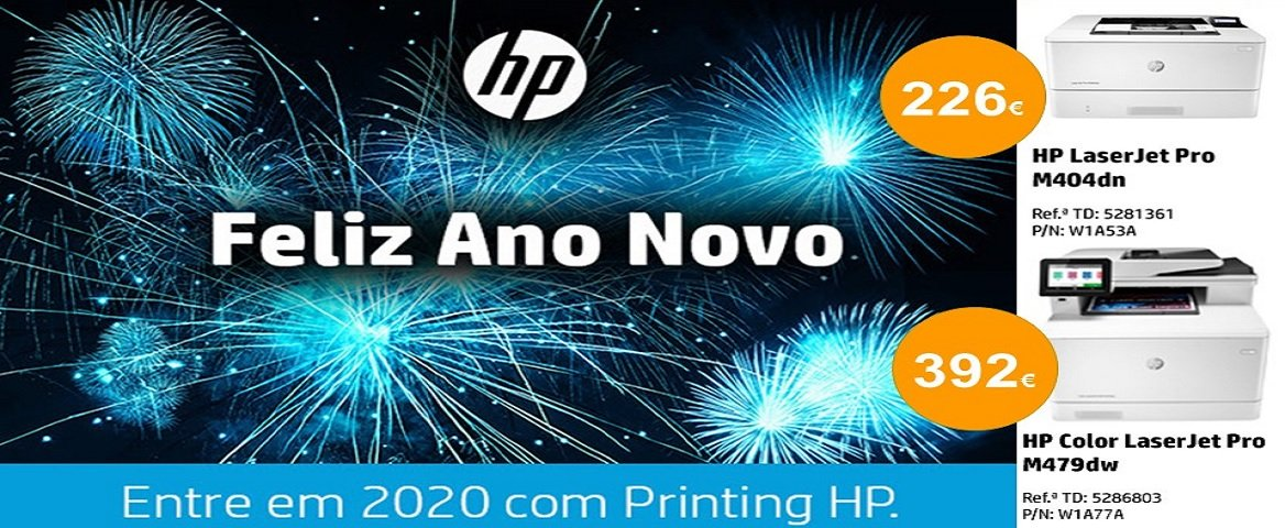 HP Imprima felicidade em 2020