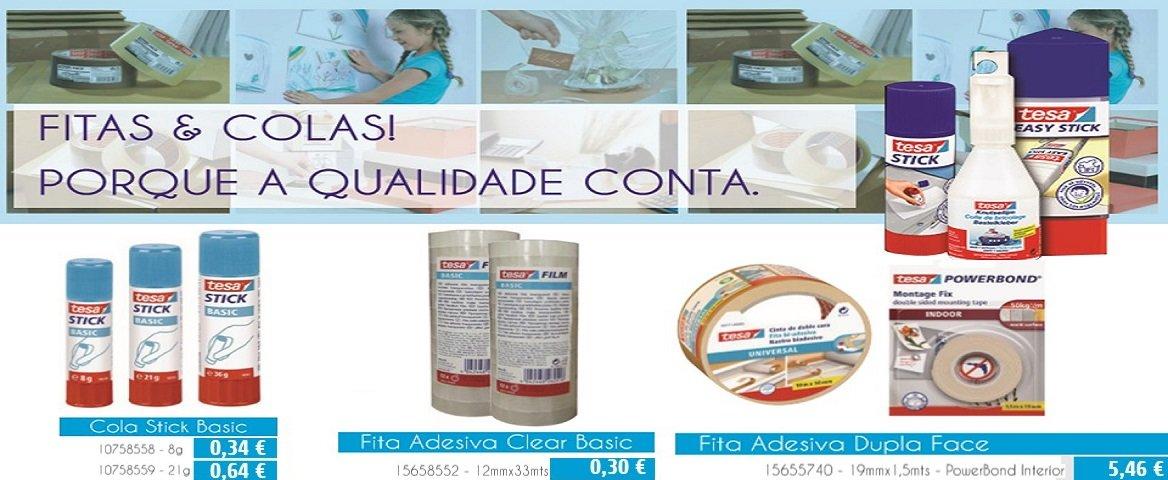 Fitas & Colas Tesa. porque a qualidade conta.